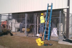 Photo #9: Armor Fence. Install new or repair