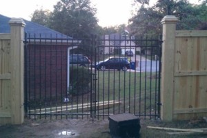 Photo #5: Armor Fence. Install new or repair