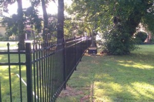 Photo #4: Armor Fence. Install new or repair