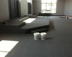 Photo #4: Flooring Installation (carpet, vinyl, laminate, hardwood, vinyl plank)