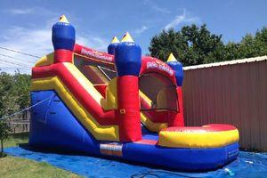 Photo #1: Bounce House & Slide Rentals