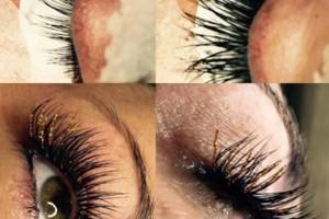 Photo #1: ROCKIN ROYALTY LAVISH LASHES (eyelash extensions, spray tan's)