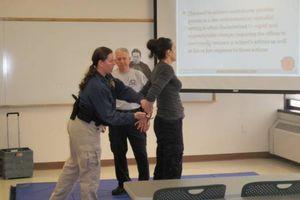 Photo #1: Women Security Guard Training