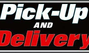 Photo #1: Simple pick up and delivery service available