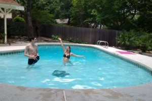 Photo #1: Semi-retired swimming pool contractor!