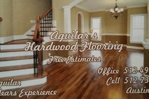 Photo #1: Hardwood Floor Installation Leslie