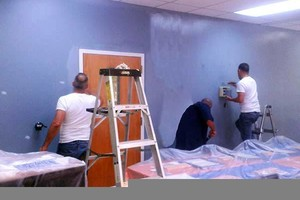 Photo #1: COMMERCIAL PAINTING - BEST PRICES/WARRANTIES - FREE ESTIMATES!