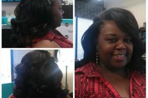 Photo #1: Flawless Sew Ins $100 Braidless $140