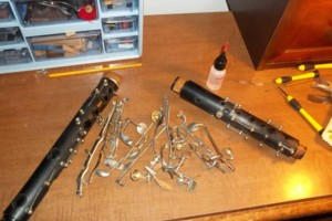 Photo #1: Flute, Clarinet, Sax Repair