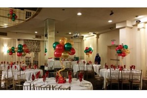 Photo #1: BALLOON DECORATING & CHAIR RENTALS FOR PARTIES