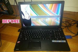 Photo #1: BEST LAPTOP SCREEN REPAIR SERVICE IN NYC