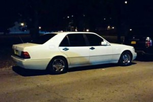 Photo #1: Personal Driver Car Service w/ White Mercedes Luxury Car