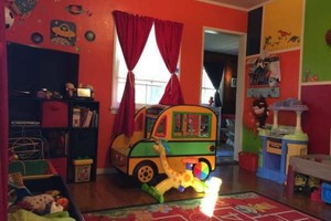 Photo #1: SMALL LICENSED DAYCARE has openings for infants/toddlers