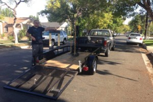 Photo #1: Alex's movingmover, appliances , couches , motorcycles , etc