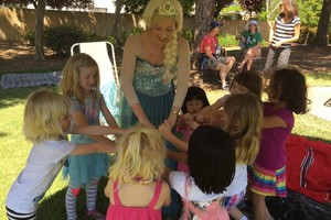 Photo #1: Magic Princess. More than 47 costumed party characters!