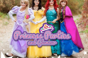 Photo #1: Princess Parties & Glamour