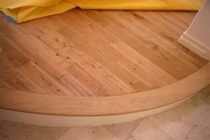 Photo #1: I install wood flooring, vinyl planks, laminate & engineered for $1ft