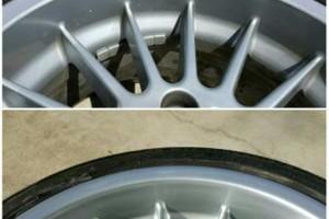 Photo #22: Wheel Repair and Metal Finishing (Chrome, Polish, Powder Coat)