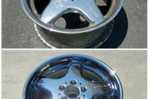 Photo #16: Wheel Repair and Metal Finishing (Chrome, Polish, Powder Coat)
