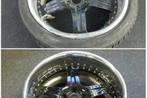 Photo #13: Wheel Repair and Metal Finishing (Chrome, Polish, Powder Coat)