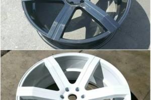 Photo #12: Wheel Repair and Metal Finishing (Chrome, Polish, Powder Coat)