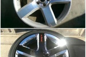 Photo #8: Wheel Repair and Metal Finishing (Chrome, Polish, Powder Coat)