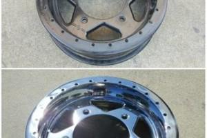 Photo #7: Wheel Repair and Metal Finishing (Chrome, Polish, Powder Coat)