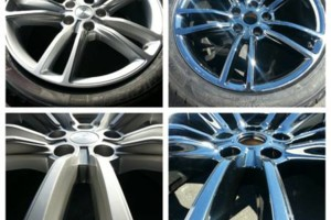 Photo #6: Wheel Repair and Metal Finishing (Chrome, Polish, Powder Coat)
