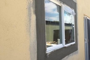 Photo #11: STUCCO & TEXTURE REPAIR