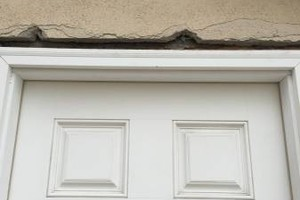 Photo #9: STUCCO & TEXTURE REPAIR