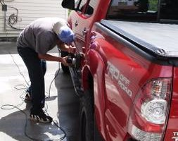 Photo #1: MIGUELS MOBILE AUTO DETAIL