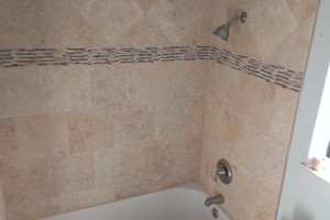 Photo #18: TUB Shower Walls Remodel - $2,399 all tile materials included