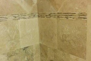 Photo #13: TUB Shower Walls Remodel - $2,399 all tile materials included