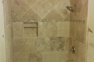 Photo #12: TUB Shower Walls Remodel - $2,399 all tile materials included
