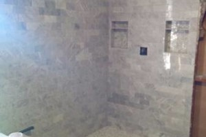 Photo #2: TUB Shower Walls Remodel - $2,399 all tile materials included
