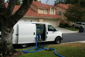 Photo #4: CARPET CLEANING & WATER DAMAGE
