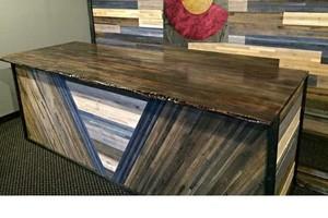 Photo #10: Defiance Hardwood - Repurposed Wood Furniture