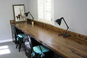 Photo #2: Defiance Hardwood - Repurposed Wood Furniture
