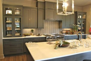 Photo #1: Bathroom and Kitchen Remodels are What We Do Best!