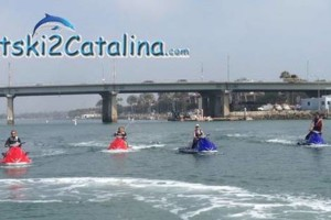 Photo #6: Seadoo to Catalina Island Adventure - Ride with the Dolphins
