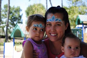 Photo #2: Party Poppers OC. Face Painting, Tattoos, Balloons and more!