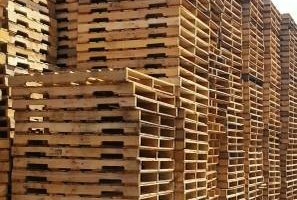 Photo #1: Wood pallets, 48x40 pallets and more