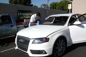Photo #2: Windshield replacement by Art's Auto Glass