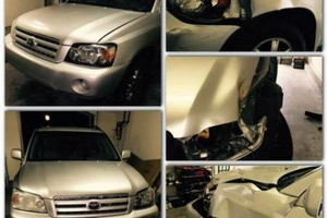 Photo #2: MOBILE AUTO BODY AND BUMPER REPAIR
