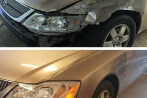 Photo #1: MOBILE AUTO BODY AND BUMPER REPAIR