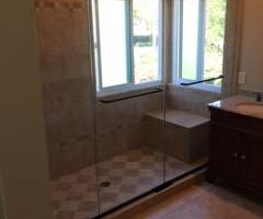 Photo #11: GLASS! Frameless Glass Showers, Shower Enclosures, Mirrors