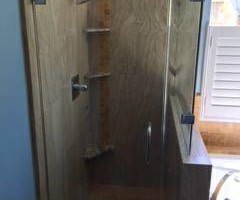Photo #8: GLASS! Frameless Glass Showers, Shower Enclosures, Mirrors