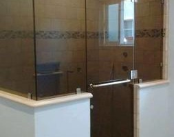 Photo #5: Victory Glass & Mirrors. SHOWER DOORS INSTALLATION