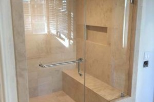 Photo #3: Victory Glass & Mirrors. SHOWER DOORS INSTALLATION