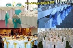 Photo #2: ASHLEY PARTY RENTALS - BAR AND ROUND TABLES, CHAIRS, PATIO HEATERS...